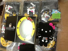 2012 McDonald's Hello Kitty Fairy Tales Happy Meal Black Skull Night Toy w/t Box
