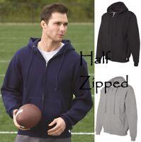 Russell Athletic Dri Power Hooded Full-Zip Sweatshirt 697HBM S-3XL Hoodie NEW
