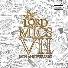 Lord Of The Mics VII - 10th Anniversary [CD]