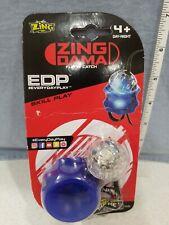Zing Dama Flip 'N' Catch Blue Finger Trick Fidget Skill Play EDP #Everydayplay