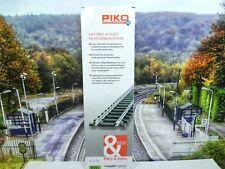 Piko 55222 - H0 - A-Gleis - 1 Stück BWL Bogenweiche R3 links - Neu/OVP-#8556