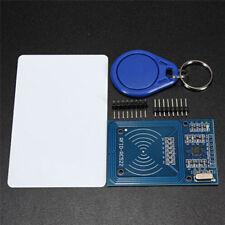 MFRC-522 RC522 RFID Module IC Card Induction Sensor Free S50 Card Key Chain OS