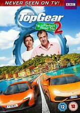 NEW! Top Gear - The Perfect Road Trip 2 [DVD]
