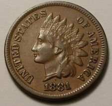 1881 Indian Head Cent 3387