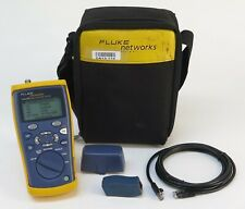 Fluke Networks CableIQ Qualification Tester CIQ-100 CIQ
