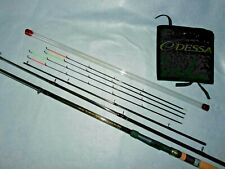 SHAKESPEARE ODESSA 12' MEDIUN FEEDER ROD ENDORSED BY IAN HEAPS UNUSED CONDITION