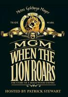 MGM - WHEN THE LION ROARS GIFT SET NEW DVD