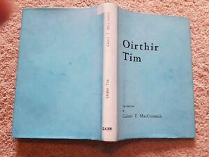 OIRTHIR TIM CAILEIN T MacCOINNICH 1969 GAELIC    H/B