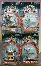 Power Rangers Turbo RESCUE, X-RAY ROBO X-RAY TURBO, ARTILLATRON MEGAZORD SEALED