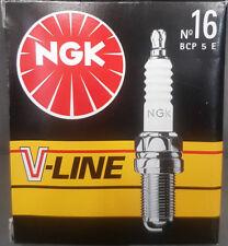 4 x  NGK V-Line 16 BCP5E ( 4783) Zündkerzen VL16 #
