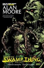 Saga Of The Swamp Thing Book 2: By Alan Moore