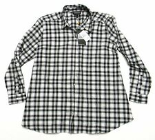 NWT - ISABELLA OLIVER Women's 'CLASSIC' PLAID BUTTON FRONT MATERNITY TOP - 4
