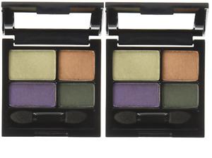 Revlon ColorStay 16 Hour Eye Shadow Quad, Flirtatious (2 Pack)