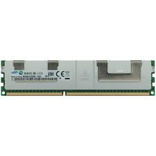 Samsung 32GB PC3L-12800L 1600MHZ DDR3-240Pin 1.35V Server Registered LRDIMM Ram