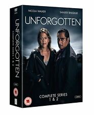 Unforgotten Series 1 & 2 BOXSET DVD 2017 5014138609528