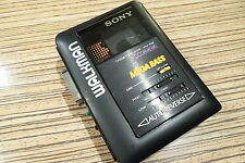 Sony WM Walkman MC Cassette Stereo B 39 (39)  Auto Reverse Kassette Player