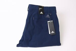 Adidas Men's Ultimate 365 Tapered Trousers - Blue - 36/32