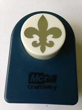 McGill Fleur de Lis Punch (93100) Punch - NEW