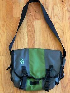 Timbuk2 Messenger bag - Small - Gray & Green