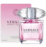 Versace Bright Crystal 3.0 oz / 3 oz Eau De Toilette Perfume Natural Spray