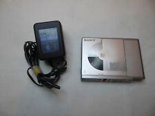 Sony Walkman MiniDisc Player/Recorder Mz-R37 Digital Mega Bass