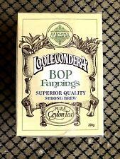 Mlesna ceylon tea - Loolecondera BOP fannings strong brew pure tea