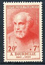 STAMP / TIMBRE FRANCE NEUF N° 992 * CELEBRITE / BOURDELLE