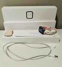 🔥Preowned- AppleWatch Series4 GPS+Cellular 40mm Rose Gold Aluminum Case