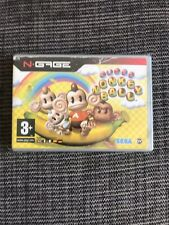 Super Monkey Ball N-Gage Game