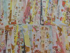 San-X Rilakkuma Memo Bear kawaii cute sanrio gift deal stationery paper girl pad