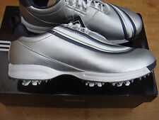 Metallics,Rubber,Textile and synthetic ADIDAS woman ANNA golf shoes UK 7.5