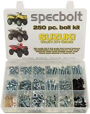 ATV bolt kit Suzuki King Quad Runner Eiger Vinson Ozark Twin Peaks LT-F500 4x4