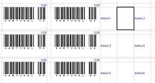 Barcode - Erstellung, eigene Barcodes mit Excel erstellen (Vorlage)
