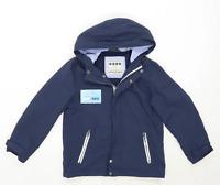 Preworn Boys Blue Coat Age 9