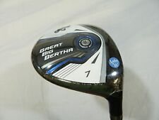 New Callaway Great Big Bertha 21* 7 Fairway Wood MRC Bassara 42x5ct Ladies GBB