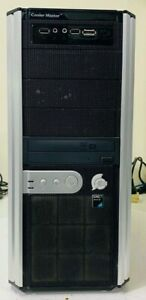 Refurbished Tower. AMD Athlon II X2 255 4GB RAM. 500 GB HDD Win 10 Home