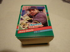 Lot of 100 - 1991 Donruss  Award Winner # 762  Barry Bonds