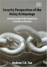 Security Perspectives Of The Malay Archipelago: Security Linkages In-ExLibrary