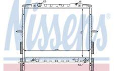 NISSENS Radiador, refrigeración del motor KIA SORENTO 66658