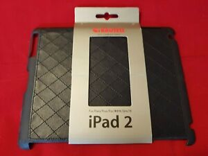 Slim Case Hardcase - KRUSELL - Apple Ipad 2 3 4 - Schwarz - NEU (TAS 9)