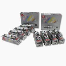 8 x NGK Spark Plug BKR6EQUP fits LAND ROVER RANGE ROVER L322 4.4 4x4