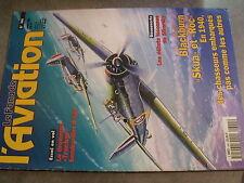 """$$n Revue Le Fana de l'Aviation N°344 Grumman """"Tracker""""  Sikorsky  Blackburn Roc"""
