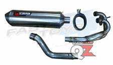 Quadzilla Dinli 450 RS R Sport 901 Scorpion Exhaust Muffler System Sports
