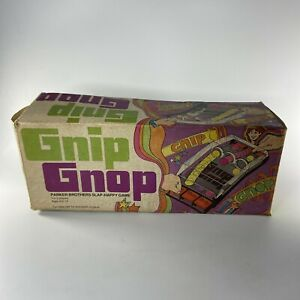 Vintage Gnip Gnop Game Parker Brothers Never Opened Game Box Damage
