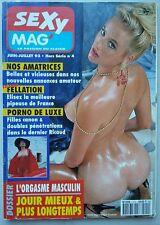 SEXY MAG Numéro 4 HS (HORS SERIE) FRANCE JUIN/JUILLET 1993 - French Magazine