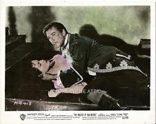 ERROL FLYNN IS THE MASTER OF BALLANTRAE ORIGINAL WB FILM STILL #7
