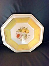 """George Briard """"Somerset"""" Serving Platter Bowl  Large Signed PERFECT !!!"""