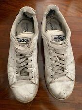 FETISH adidas Stan Smith Uomo Sneakers - Core White / Dark Blue  EU 42 2/3