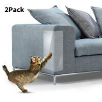 2 Pcs Pet Cat Couch Anti-Scratching Protector Sofa Furniture Scratch Guard Tool