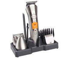7 in 1 Kit rasoio elettrico uomo professionale.Taglia capelli barba peli peluria